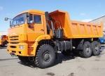 Купить самосвал КамАЗ 65222, 6х6, 20 тонн