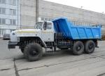 Изготовление самосвалов Урал 55571