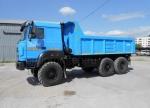Купить самосвал Урал 55571 с увеличенным кузовом (58312G)