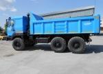 Продажа самосвалов Урал 55571 с увеличенным кузовом (58312G)