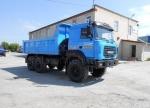 Самосвалы 10 тонн (Урал 55571) с увеличенным кузовом (58312G)