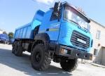 Купить новые самосвалы Урал 55571 с увеличенным кузовом (58312G)
