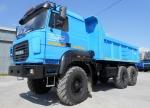 Цена на новый самосвал Урал 55571 с увеличенным кузовом (58312G)