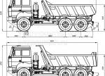 Новые самосвалы Урал, грузоподъемность 10 тонн