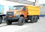 Самосвал с боковой разгрузкой Урал-NEXT Зерновоз (58314S)