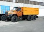 Купить самосвал с боковой разгрузкой Урал-NEXT Зерновоз (58314S)