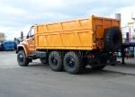 Увеличенный кузов самосвала сельхозника Урал-NEXT