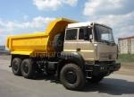Производство самосвалов Урал 6370