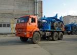 Тягач трубоплетевозный КамАЗ 43118 (59601В)