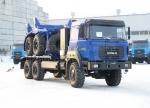 Купить газомоторный трубовоз на шасси Урал (59605B)