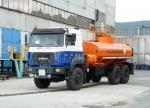 Автотопливозаправщик АТЗ-10 6601А1 (безкапотное шасси Урал 4320)