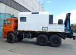 Продажа передвижной мастерской на шасси КамАЗ 43118