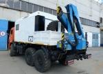 Производство мастерских ПАРМ и АРОК на шасси КамАЗ 43118