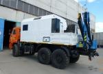 Купить агрегат для ремонта станков качалок АРОК на шасси КамАЗ 43118