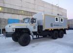 Передвижная мастерская ПАРМ, Урал-4320