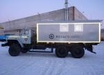 Передвижная автомастерская ПАРМ на шасси Урал 4320