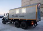 Передвижная ремонтная мастерская ПРМ на шасси Урал 4320