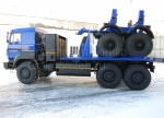 Продажа - Трубоплетевоз Урал-6370 газомоторный (6902G2)