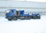 Газовый тягач трубоплетевозный Урал-6370 (6902G2)