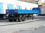Полуприцеп бортовой грузоподъемность 27 тонн