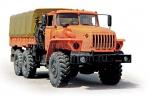 Бортовой автомобиль Урал 4320