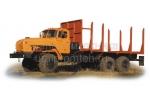 Сортиментовозный тягач Урал 4320 (модель 690202)