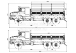 Бортовой автомобиль Zetros 6x6