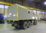 Автомобиль мастерская - ПАРМ Камаз 43118