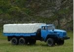 Бортовой длиннобазовый Урал 4320