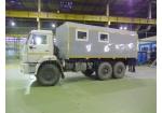 Фургон специальный (ПАРМ, ТБМ, АРОК) Камаз-43118